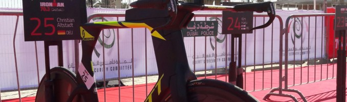 27.01.2017 Ironman 70.3 Dubai – das erste Rennen 2017