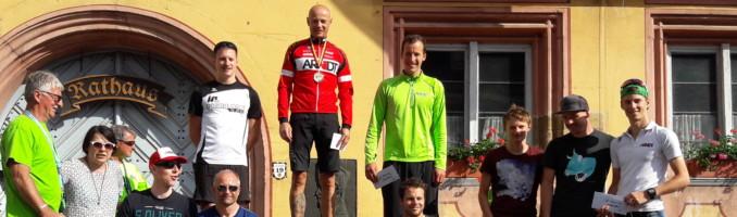04.06.2017 – 3. Platz beim Baur Triathlon (Duathlon)