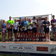 26.08.2017 – Erneuter Sieg beim Erfurt-Triathlon
