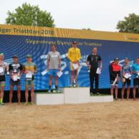 22.07.2018 – 3. Platz Leipziger Triathlon